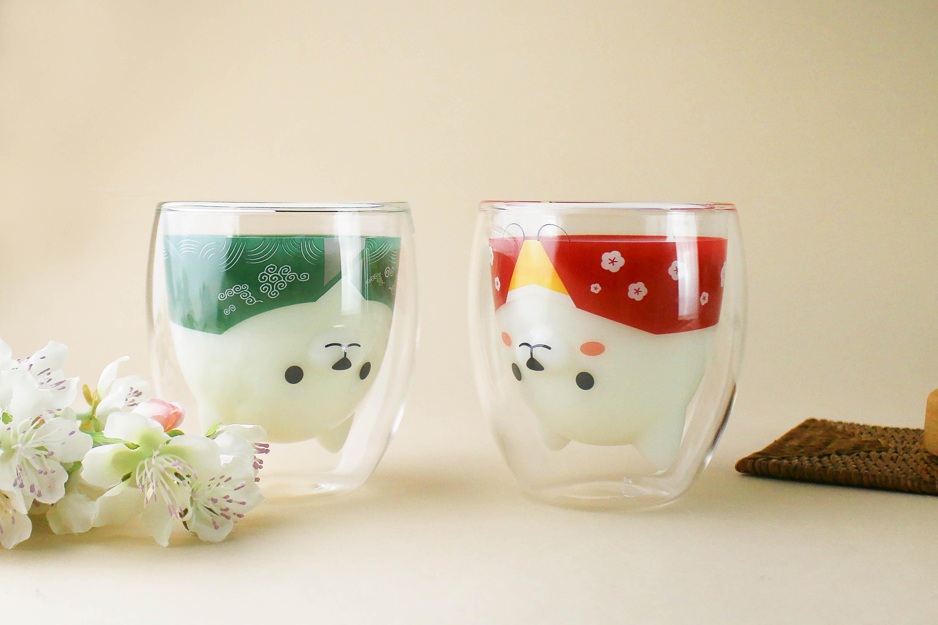 東急ハンズ梅田店に初登場!笑顔になるグラス「グッドグラス」が3月28日まで期間限定販売を実施