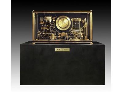 銀座四丁目の和光に「世界に一つだけのからくり時計」がお目見え