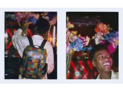 """「GGサイケデリック コレクション」をフィーチャーした""""Gucci Pin""""が渋谷PARCOに期間限定オープン"""