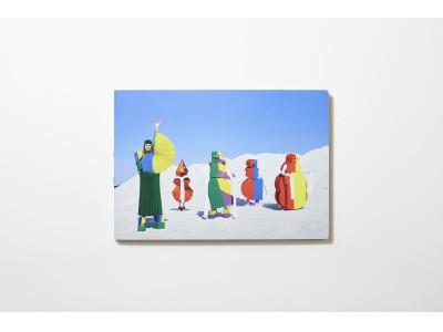PARCO (パルコ) × M/M (Paris) (エムエムパリス)× Viviane Sassen (ヴィヴィアン・サッセン)アニバーサリーアートブック『PARCO CULTURE』発売