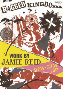 the work of jamie reid essay Red rag to a bull, an artist collective including jamie reid, james cauty and billy childish, amongst others, launched a campaign to get back at hirst by selling limited edition works that lampoon hirst's work and name, as well copyright laws the edition sold out almost immediately and is sure to become an important artefact and hirst related item.