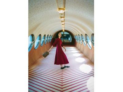 パルコの商品開発プロジェクト「ミツカルストア」プロデュース モデル「小谷実由」 ×「I AM I」純喫茶準備室 18AWコレクションスタート!