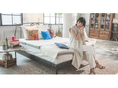 極上の睡眠で朝の健やかな目覚めを実現するGOKUMINがAIRBRID(R)マットレスを新発売