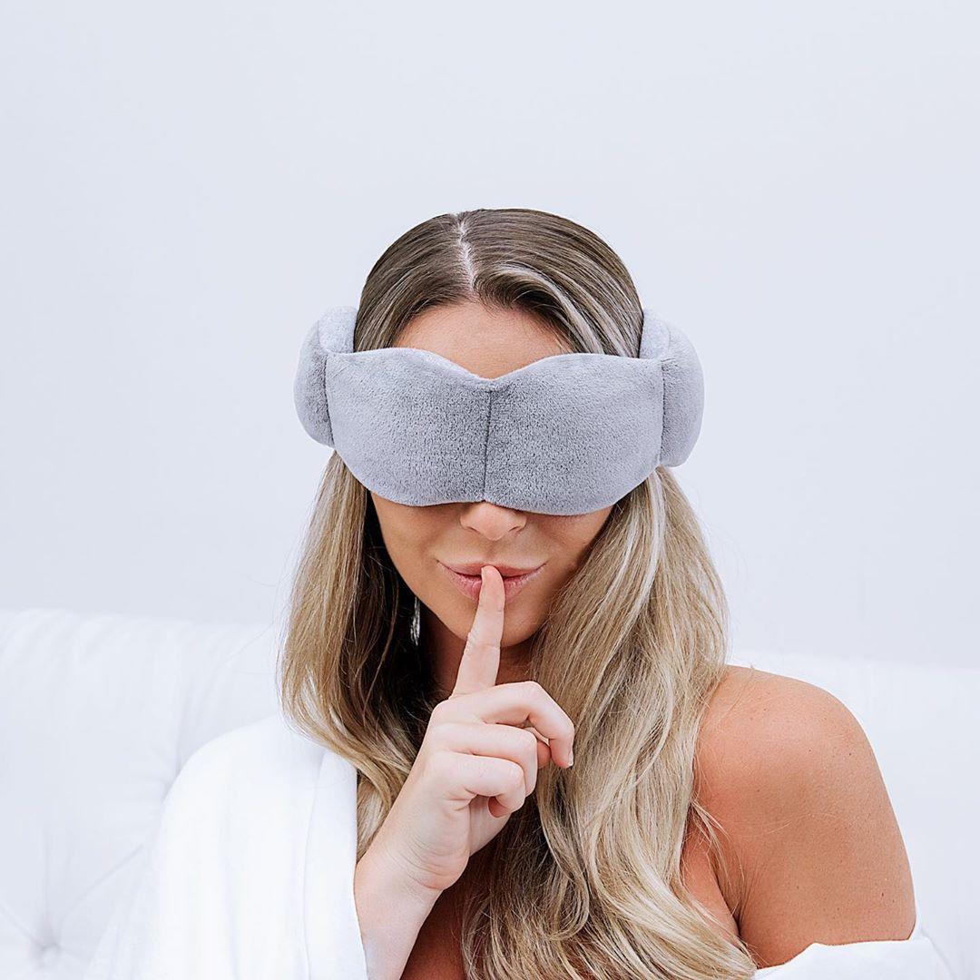 新感覚スリープマスク、カリフォルニア発nodpod(ノッドポッド)が台湾で販売開始