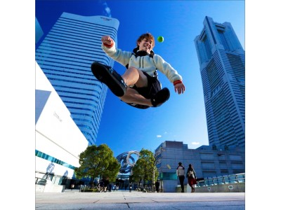 石田太志 フットバッグ世界大会で総合優勝のお知らせ