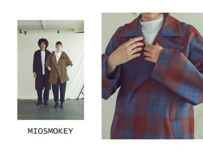 ストライプデパートメント、2021AWローンチのブランド『MIOSMOKEY』オープン~ディレクター榎本実穂氏のワークライフに関するインタビューも掲載~