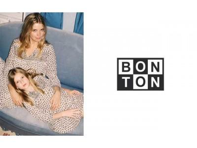 パリ発ファミリー向けコンセプトストア『BONTON』レディースライン