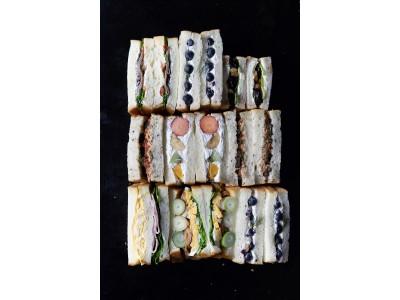 バケットで話題のhotel koe tokyoより待望の「食パン」メニュー追加 GWのお出かけにも映えるフルーツサンドなど7種のサンドイッチが登場!