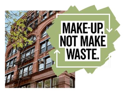 メイベリン ニューヨーク サステナビリティプログラムを始動『MAKE SUSTAINABILITY HAPPEN! メイクの力でサステナブルな社会に貢献しよう! 』