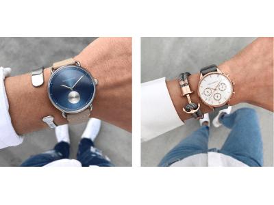 『絆』を意味するアンカーモチーフが大人気!「PAUL HEWITT(ポールヒューイット)」から注目の新シリーズ時計が登場!