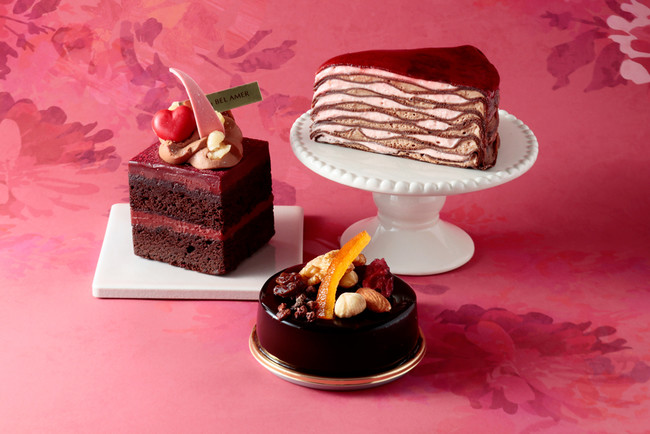 【ベルアメール】バレンタイン気分を盛り上げる、ショコラ専門店の期間限定プチガトー