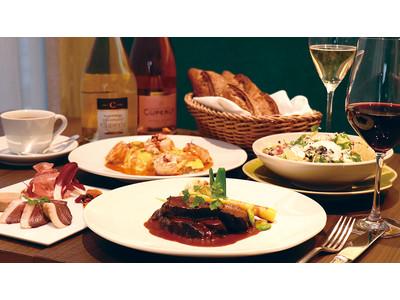 白金高輪駅すぐの立地に「ラクープドール」がフレンチ食堂としてリニューアルオープン!