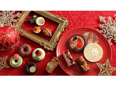 ショコラ ベル アメールから、冬を彩るクリスマスコレクションが11月9日にスタート!