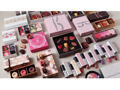 日本とフランスで活躍するパティスリー「セバスチャン・ブイエ」より、2020年のバレンタインを彩るフォトジェニックなショコラコレクションが登場!