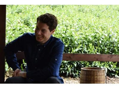 代官山「it COFFEE」に日本茶メニューが登場!スウェーデン人日本茶インストラクター、ブレケル・オスカル氏による試飲会を12月10日(月)開催