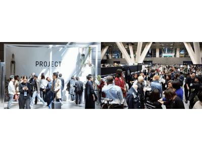 世界中のバイヤーが求めるファッションの「今」が見つかる展示会『PROJECT TOKYO』第2回目が渋谷ヒカリエにて開催