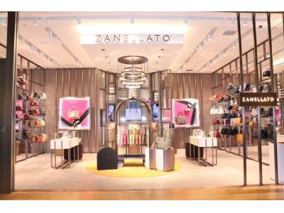 2018年9月8日(土) イタリアのレザーブランド「ザネラート」が1日限りのキャンペーンを東京ミッドタウンで実施