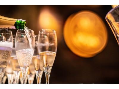 銀座でスパークリングワイン飲み放題!レジャー施設のペアチケットが当たるお得なイベントも!パブスタ銀座コリドー店、オープン1周年企画「泡パーティー」 ~11月22日(木)より3日間限定で開催~