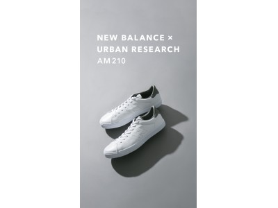 new balance × URBAN RESEARCH AM210