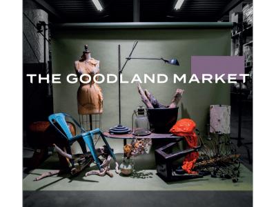 株式会社アーバンリサーチがサステイナビリティと感度の共存を目指す新しいプラットフォームストアの新業態「 THE GOODLAND MARKET 」 をローンチ!!