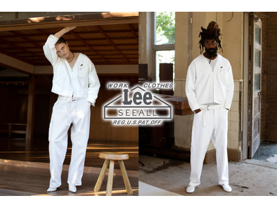 Lee×SEEALL for URBAN RESEARCH