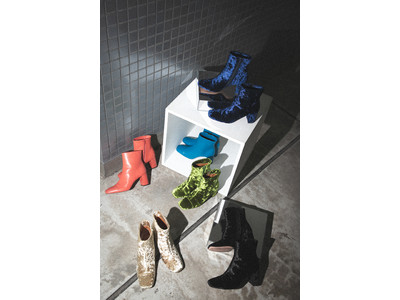 WANDERUNG exclusive boots予約販売スタート