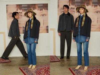 Barbour の人気モデル「TRANSPORT」に着目したユニセックスで羽織る URBAN RESEARCH 別注ジャケットが登場。