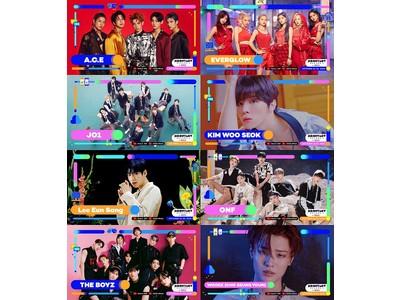 CJ ENM × 韓国コンテンツ振興院 共同開催! 世界中で楽しめるオンラインイベント『 KCON:TACT season 2 』2次ラインナップを公開!10 /16~25 YouTube にて開催