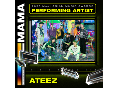 音楽でひとつになるアジア最大級の音楽授賞式 「2020 MAMA(Mnet ASIAN MUSIC AWARDS)」 12月6日 CS放送MnetとMnet Smartで日韓同時生放送&生配信予定!