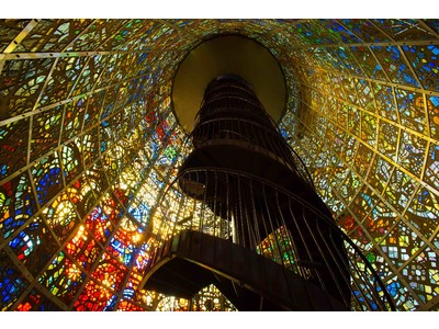 箱根・彫刻の森美術館で