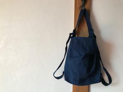 ichimaruni× KIKYU コラボ帆布BAGで草木染で広げる生活のいろ