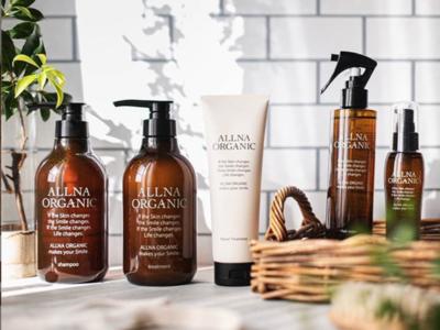 災害時にも利用できて安心!おうち時間が増えてもヘアケアは欠かせない。ALLNA ORGANICからオーガニックヘアケア商品が新発売