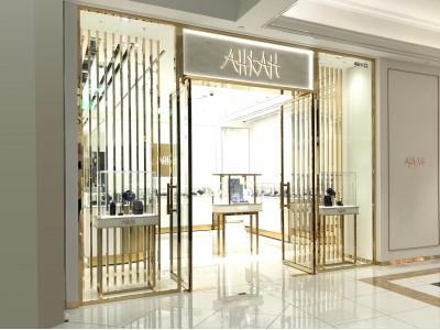 AHKAHがシンガポール初出店!「AHKAH ニーアンシティ タカシマヤS.C.店」オープン