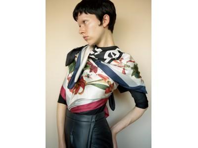 シルクスカーフを中心とした日本発ブランド『LASTFRAME(ラストフレーム)』デビュー