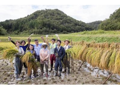 東京オリンピックの国産食材調達に向けて、6次産業化に取り組む兵庫の酒米農家がASIAGAP認証取得
