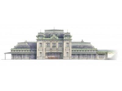 ―竣工から105年。建設当時の門司港駅が2019年3月10日に甦ります―門司港駅グランドオープン日が決定しました