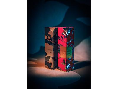 香港の映画監督ウォン・カーウァイとアーティスト舘鼻則孝による『花様年華』の公開20周年を記念した香りに纏わるコラボレーション作品