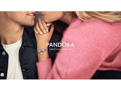 【Pandora】バレンタイン&ホワイトデーにぴったりな新作ジュエリーコレクションが登場!