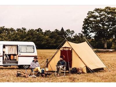ヴィンテージキャンプスタイルが人気のYURIE(@yuriexx67)が監修 コロンビアの秋冬CAMPコレクション