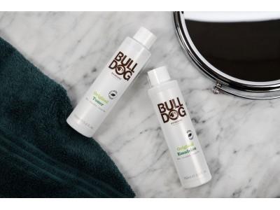 「ブルドッグ スキンケア フォーメン」アジアの男性に向けて開発した化粧水・乳液が登場!2019年9月25日(水)新発売