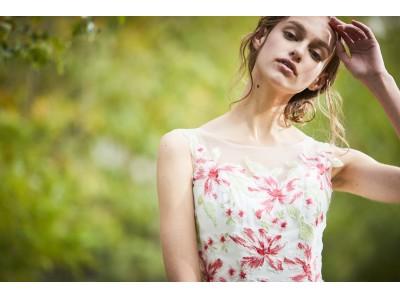 自然あふれるシーンで美しくスマートに動けるドレスをラインナップ ドレスショップ「AULANOVA(アウラノーヴァ)」2019年2月16日(土)大阪・梅田にグランドオープン