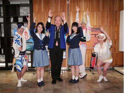 STU48メンバーも参加!盛大に練り歩き「渋谷de阿波おどり」を実施