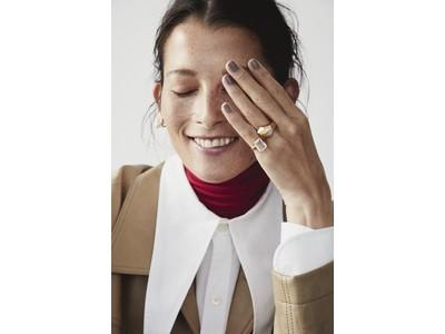 """【ファッション業界関係者の目を奪った。""""一目ぼれジュエリー""""】撮影にてスタイリスト・モデルから断トツ人気のSTELLAR HOLLYWOODのリング。"""