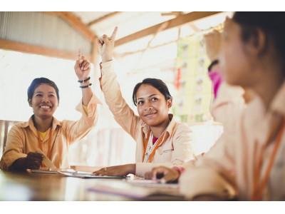 カンボジア発 サスティナブルブランド「SALASUSU(サラスースー)」カンボジアの学校兼モノ作りの場であるサラスースー工房から巣立った卒業生が累計200人へ