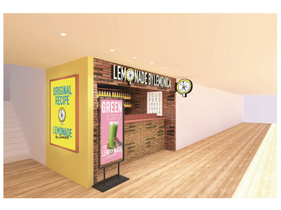 【新潟県新潟市初出店】「LEMONADE by Lemonica(レモネードbyレモニカ)」万代シテイバスセンタービルに9月18日(金)グランドオープン