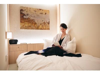 泊まれる茶室がコンセプトの『禅×ミニマリズム』ホテルhotel zen tokyo 本日グランドオープン