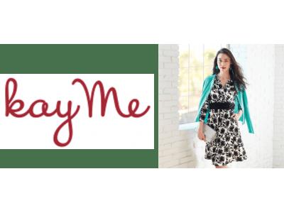 キャリア女性向けⅮ2Ⅽブランドの代表格「kay me」が、有楽町マルイに6月1日(月)オープン!