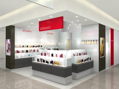 """有楽町マルイにアテニアのファッション取扱い店舗""""トータルビューティショップ""""がオープン!"""
