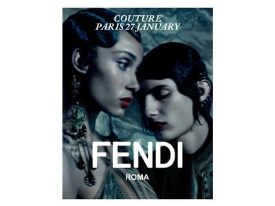 フェンディ、1月27日にキム・ジョーンズによる初のクチュールコレクションを発表!