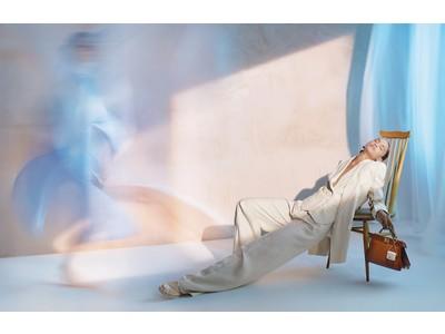 フェンディ 2021年春夏ウィメンズ&メンズ コレクション 広告キャンペーン
